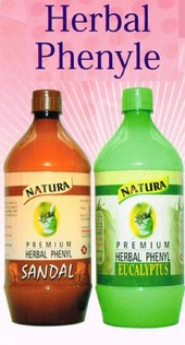 Natura - Herbal Phenyle - Sandal